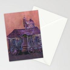 Caravan palace Stationery Cards