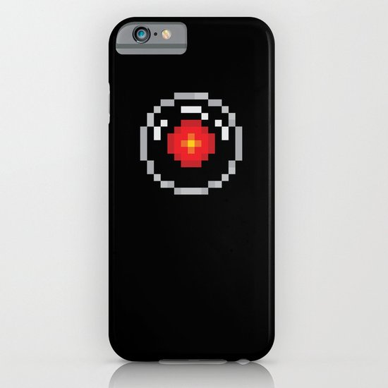 2001: A Pixel Odyssey iPhone & iPod Case