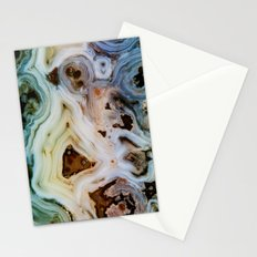THE BEAUTY OF MINERALS Stationery Cards