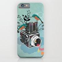 Vintage Camera Hasselblad iPhone 6 Slim Case