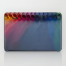 Crayons: Just Melted iPad Case