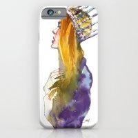 Fashion - Ice Queen iPhone 6 Slim Case