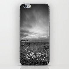 The Coastguard Cottages iPhone & iPod Skin