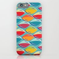 Abstract Shape Repeat iPhone 6 Slim Case