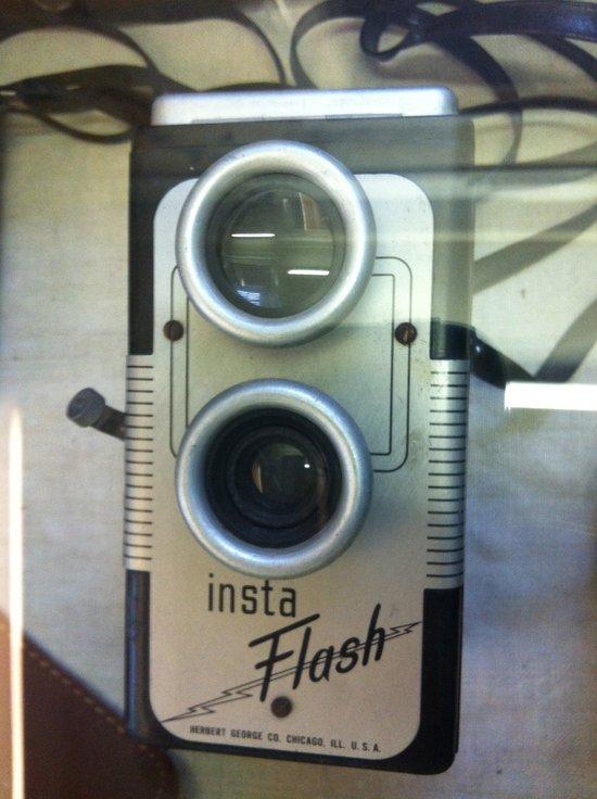 insta flash  Art Print