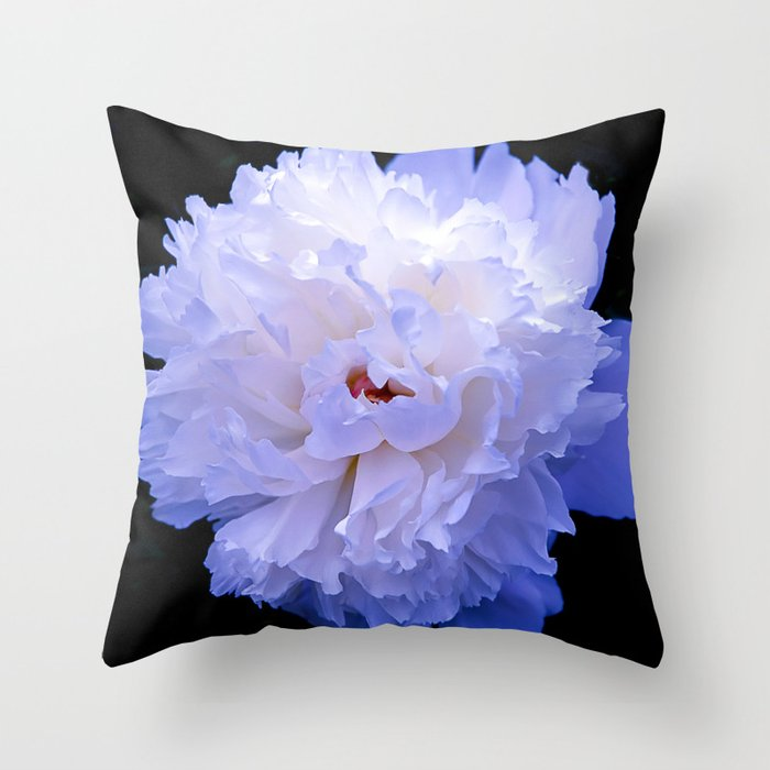 red white and blue throw pillow by anthony m davis
