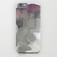 iPhone & iPod Case featuring Tell Me True by Shaun Spence