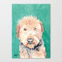 Nash Canvas Print