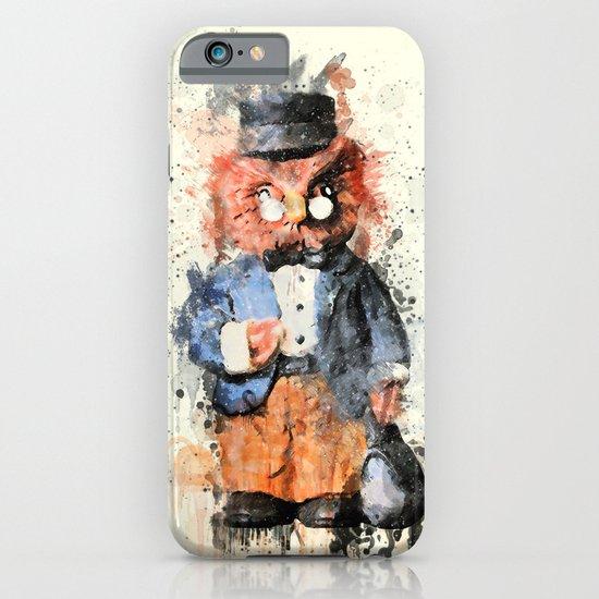 Owl Trip iPhone & iPod Case