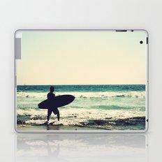 Vintage Surfer Laptop & iPad Skin