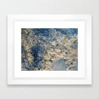 Sand2 Framed Art Print