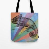 Chameleon (1) Tote Bag