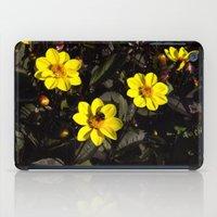 Bee In A Flower iPad Case