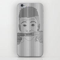 Ash iPhone & iPod Skin