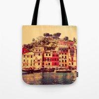 Buongiorno Portofino! Tote Bag