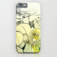 iPhone & iPod Case featuring bird life 2 by Dominic Damien