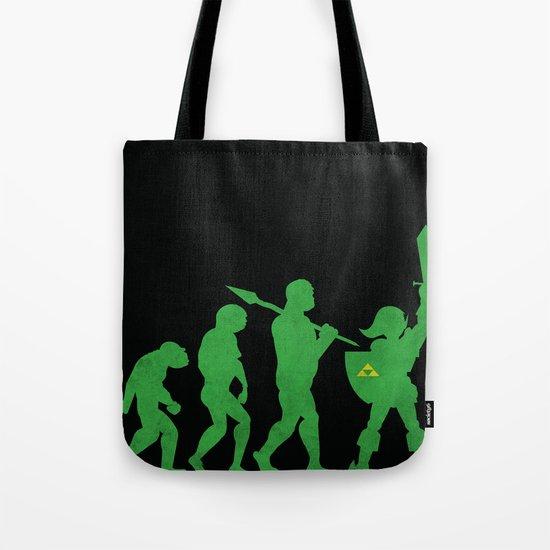 Missing Link Tote Bag