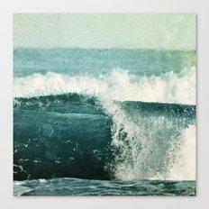 nouvelle vague Canvas Print