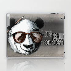 it's really complicated. Laptop & iPad Skin