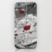 iPhone & iPod Case featuring Last memories about winter... by Julia Kovtunyak