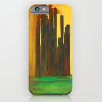iPhone & iPod Case featuring This City, too, will be Taken by Mayday750