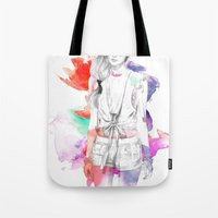 Top Shop Runway Tote Bag