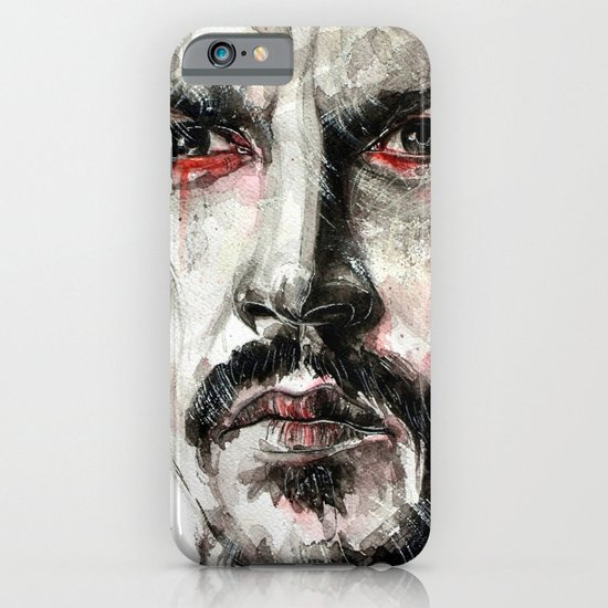 Johnny Depp iPhone & iPod Case