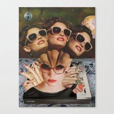 Collage 15 Canvas Print