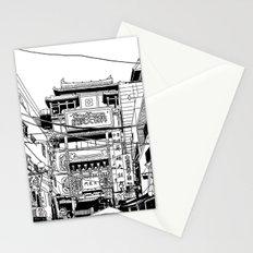 Yokohama - China town Stationery Cards