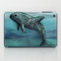 Vaquita  iPad Case