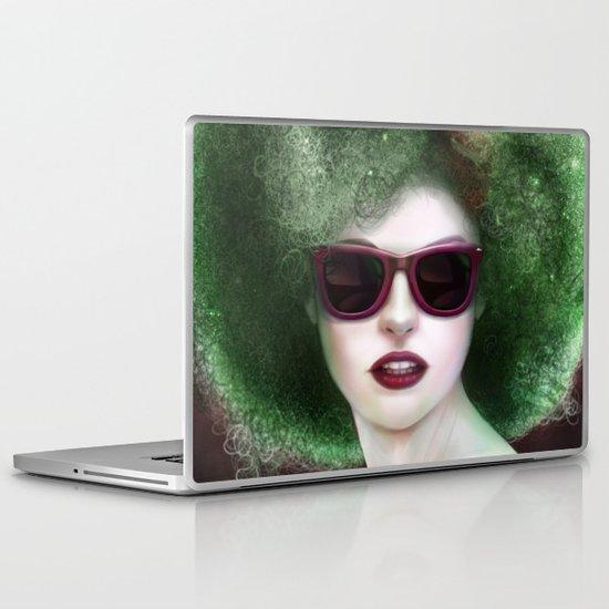 Willow Fro Laptop & iPad Skin