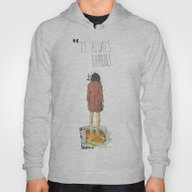 It Always Happens | Coll… Hoody