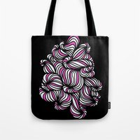 All over the place Tote Bag