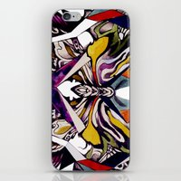 Sheba iPhone & iPod Skin
