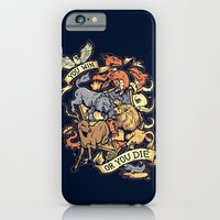 iPhone & iPod Case featuring Win or Die by WinterArtwork