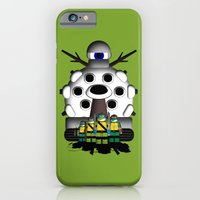 iPhone & iPod Case featuring Turtles by AWOwens