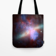 Cosmic Galaxy Tote Bag
