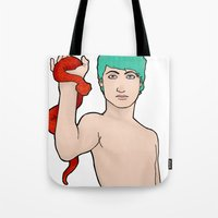 Snake Charmers Season2-0… Tote Bag