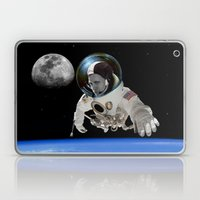 Jason Wing in orbit Laptop & iPad Skin