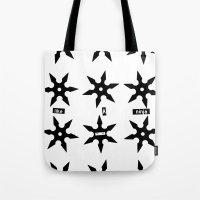 Ninja Tote Bag