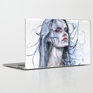 Laptop & iPad Skin featuring Obstinate Impasse by Agnes-cecile