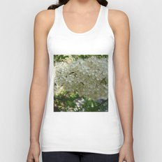 Be in a cocoon Unisex Tank Top