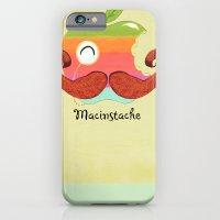The Macinstache iPhone 6 Slim Case