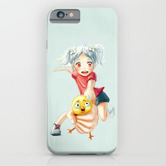Chicken Grab iPhone & iPod Case