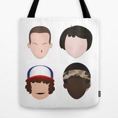 Stranger Things - Best Friends Forever Tote Bag