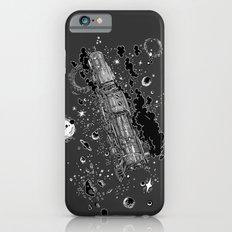 Space Train iPhone 6 Slim Case