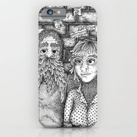 iPhone & iPod Case featuring Closing Time by Amanda James