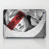 Red band iPad Case