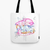 We Were Shaken Tote Bag