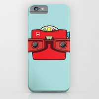#42 Viewmaster iPhone 6 Slim Case